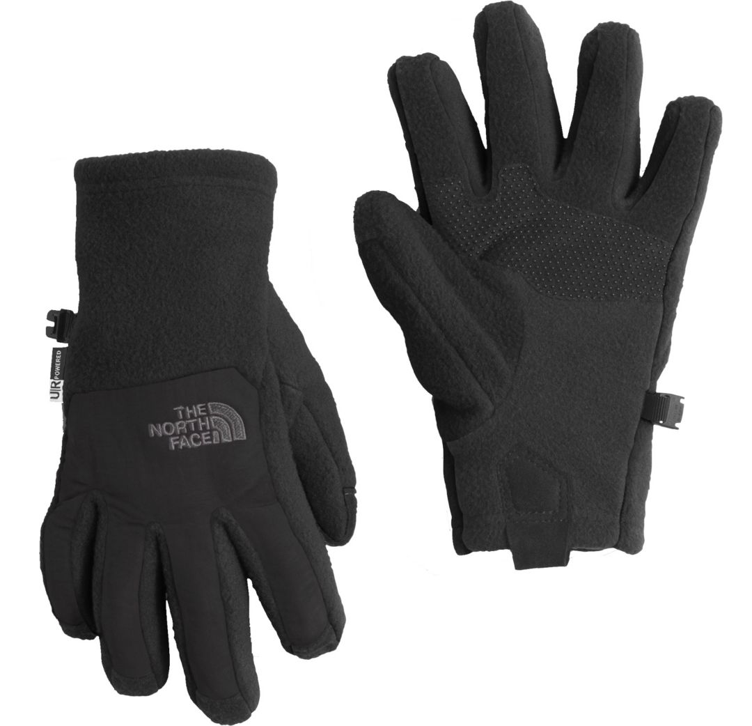 cbfeae900 The North Face Youth Denali Etip Gloves