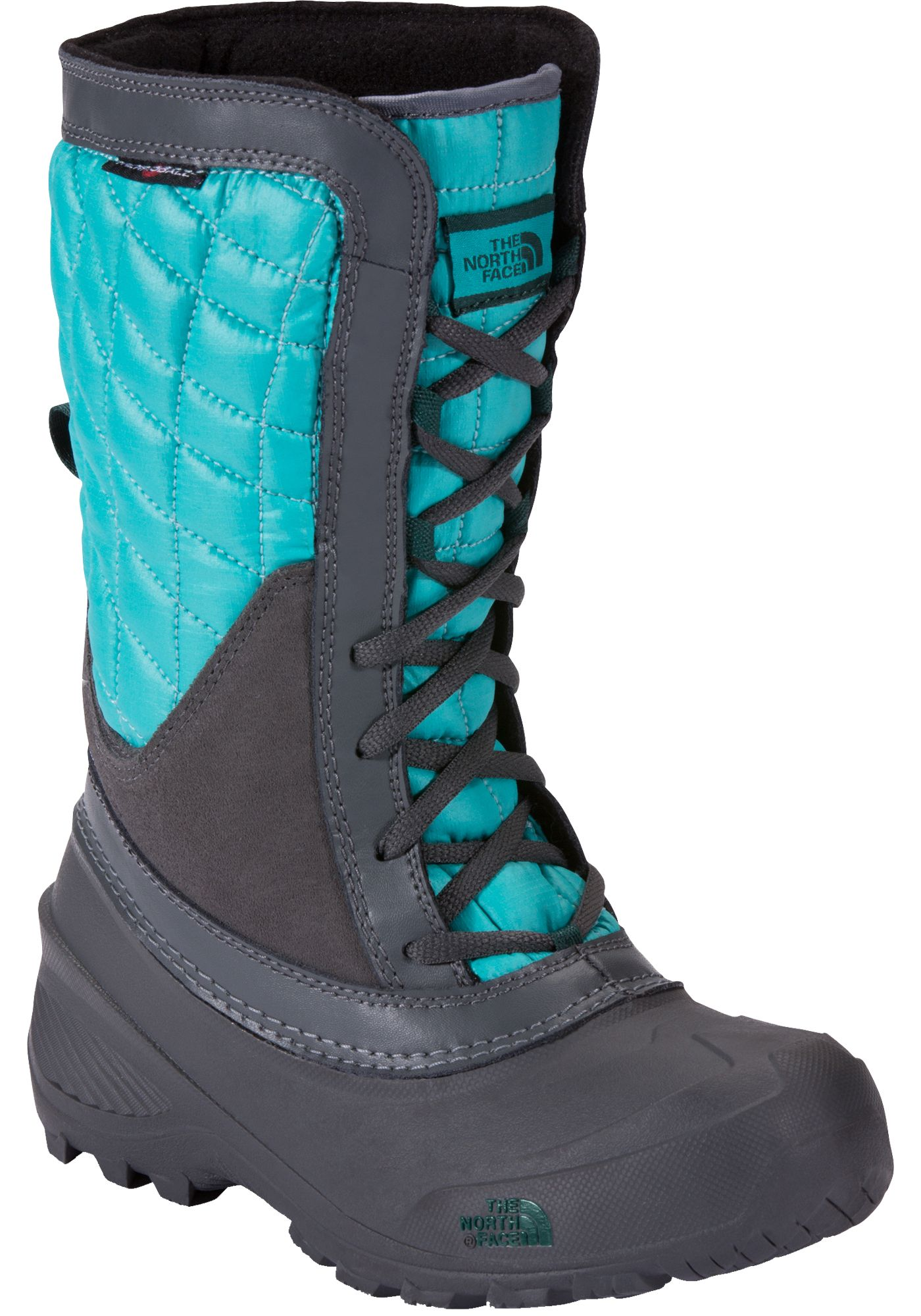 The North Face Kids' Thermoball Shellista 200g Waterproof Winter Boots