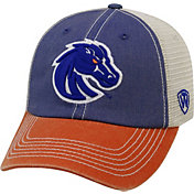 Top of the World Men's Boise State Broncos Blue/White/Orange Off Road Adjustable Hat