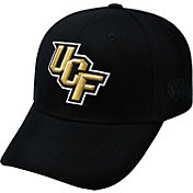 Top of the World Men's UCF Knights Black Premium Collection M-Fit Hat
