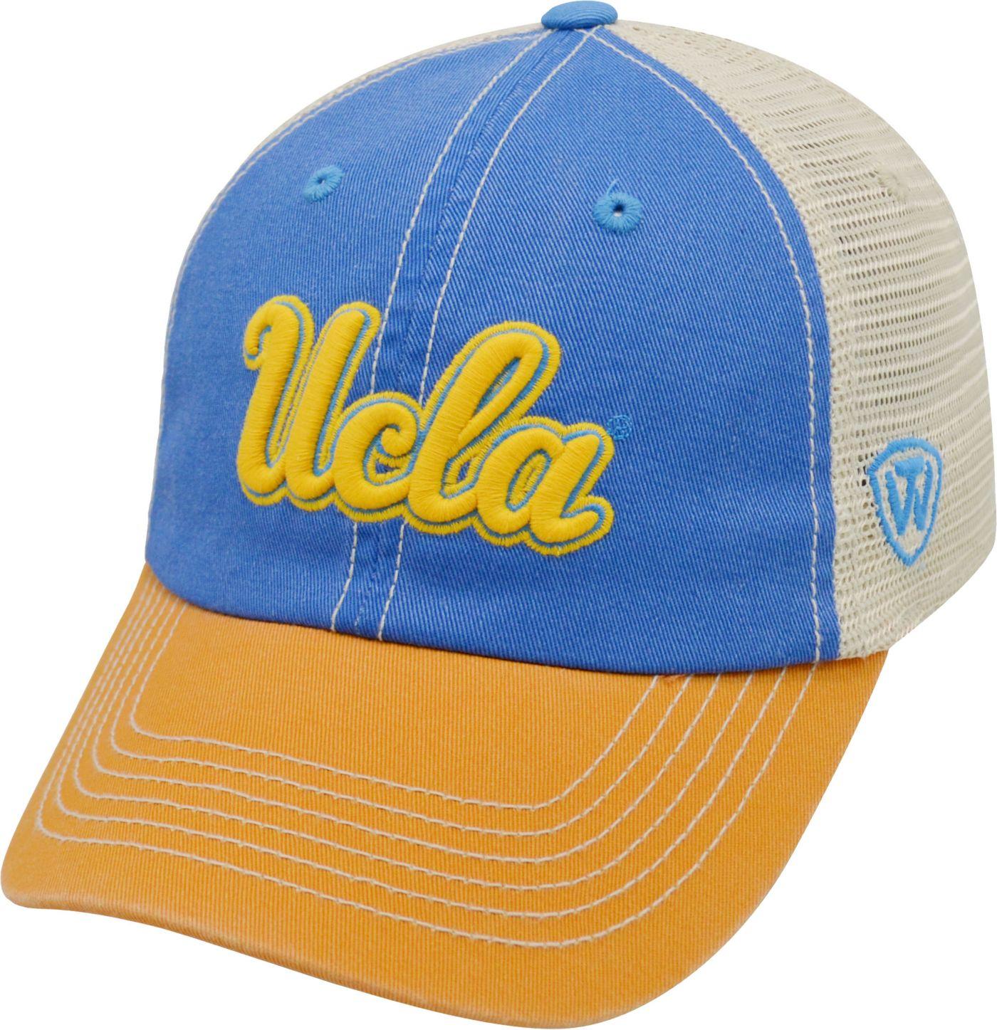 Top of the World Men's UCLA Bruins True Blue/White/Gold Off Road Adjustable Hat