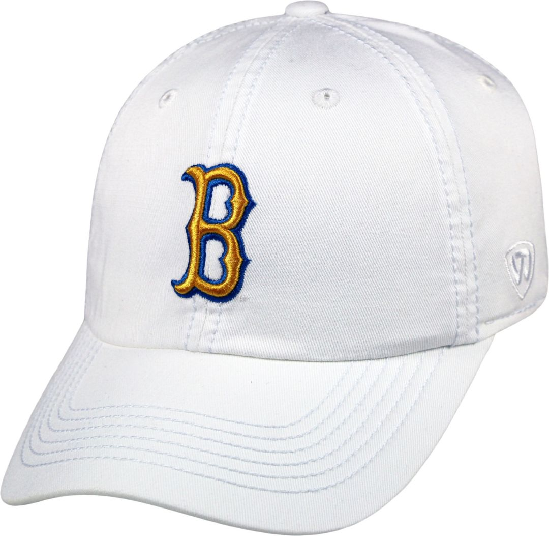 b99927d8f Top of the World Men's UCLA Bruins White Crew Adjustable Hat ...
