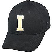 Top of the World Men's Idaho Vandals Black Premium Collection M-Fit Hat