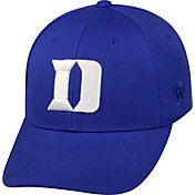 Top of the World Men's Duke Blue Devils Duke Blue Premium Collection M-Fit Hat