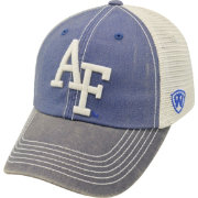 Top of the World Men's Air Force Falcons Blue/White/Black Off Road Adjustable Hat