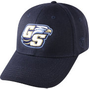 Top of the World Men's Georgia Southern Eagles Navy Premium Collection M-Fit Hat
