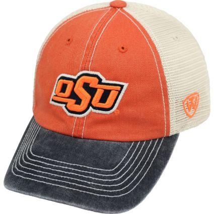 0c59f27c75c ... State Cowboys Orange White Black Off Road Adjustable Hat. noImageFound