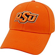 Top of the World Men's Oklahoma State Cowboys Orange Premium Collection M-Fit Hat
