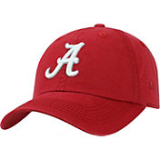 Top of the World Men's Alabama Crimson Tide Crimson Crew Adjustable Hat