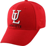 Top of the World Men's Louisiana-Lafayette Ragin' Cajuns Red Premium Collection M-Fit Hat