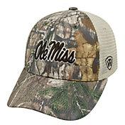 Top of the World Men's Ole Miss Rebels Camo Prey Hat