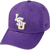 Top of the World Men's LSU Tigers Purple Crew Adjustable Hat