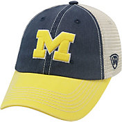 cf98d781f9cd2b Product Image · Top of the World Men s Michigan Wolverines Blue White Maize  Off Road Adjustable Hat