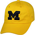 Top of the World Men's Michigan Wolverines Maize Crew Adjustable Hat