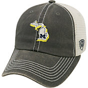 cdd2f2da0fa Product Image · Top of the World Men s Michigan Wolverines Grey White  United Adjustable Snapback Hat