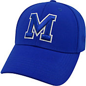 Top of the World Men's Memphis Tigers Blue Premium Collection M-Fit Hat