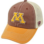 Top of the World Men's Minnesota Golden Gophers Maroon/White/Gold Off Road Adjustable Hat