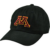 Top of the World Men's Minnesota Golden Gophers Crew Black Adjustable Hat