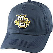Top of the World Men's Marquette Golden Eagles Blue Crew Adjustable Hat