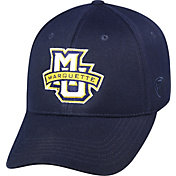 Top of the World Men's Marquette Golden Eagles Blue Premium Collection M-Fit Hat