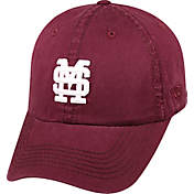 dfed1d9bb50 Top of the World Mens Mississippi State Bulldogs Maroon Crew Adjustable Hat