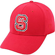 Top of the World Men's NC State Wolfpack Red Premium Collection M-Fit Hat