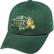 Top of the World Men's North Dakota State Bison Green Crew Adjustable Hat