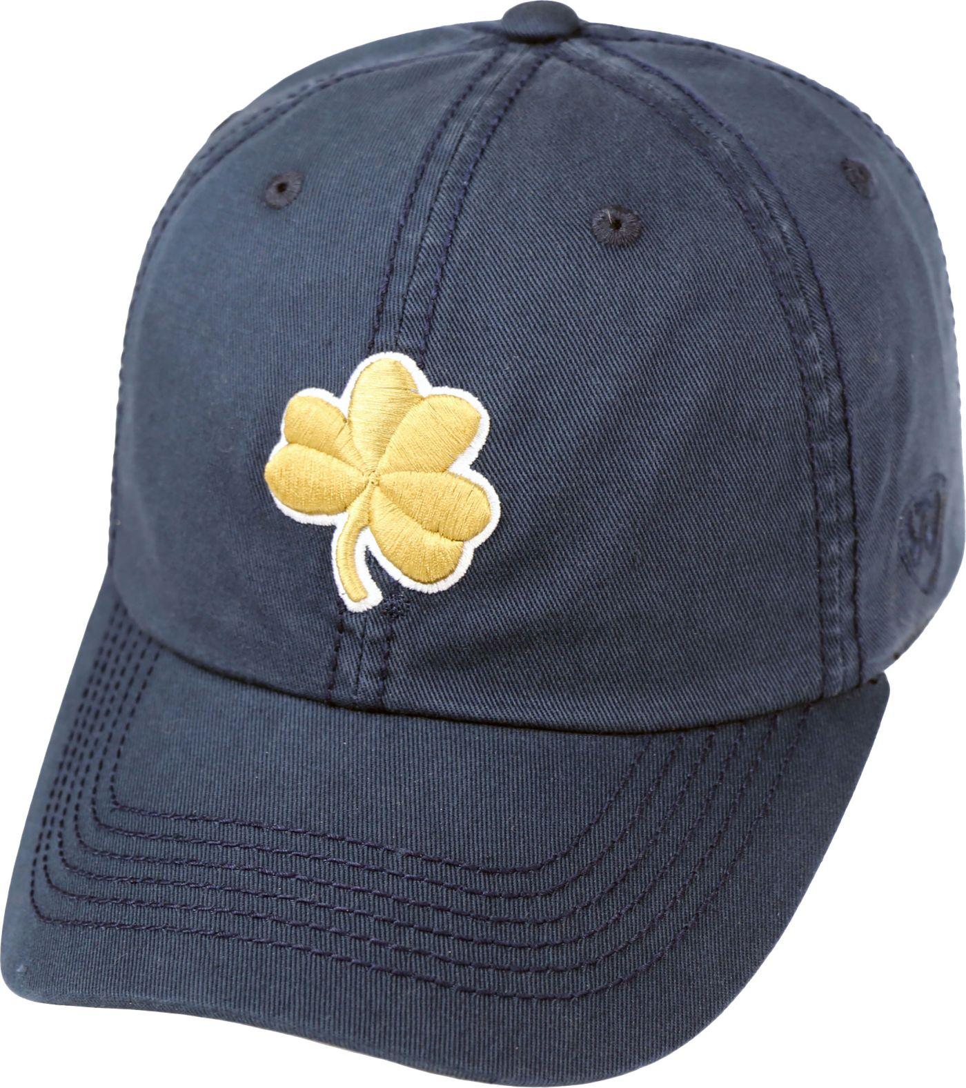 Top of the World Men's Notre Dame Fighting Irish Blue Crew Adjustable Hat