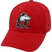 Top of the World Men's Northern Illinois Huskies Cardinal Premium Collection M-Fit Hat