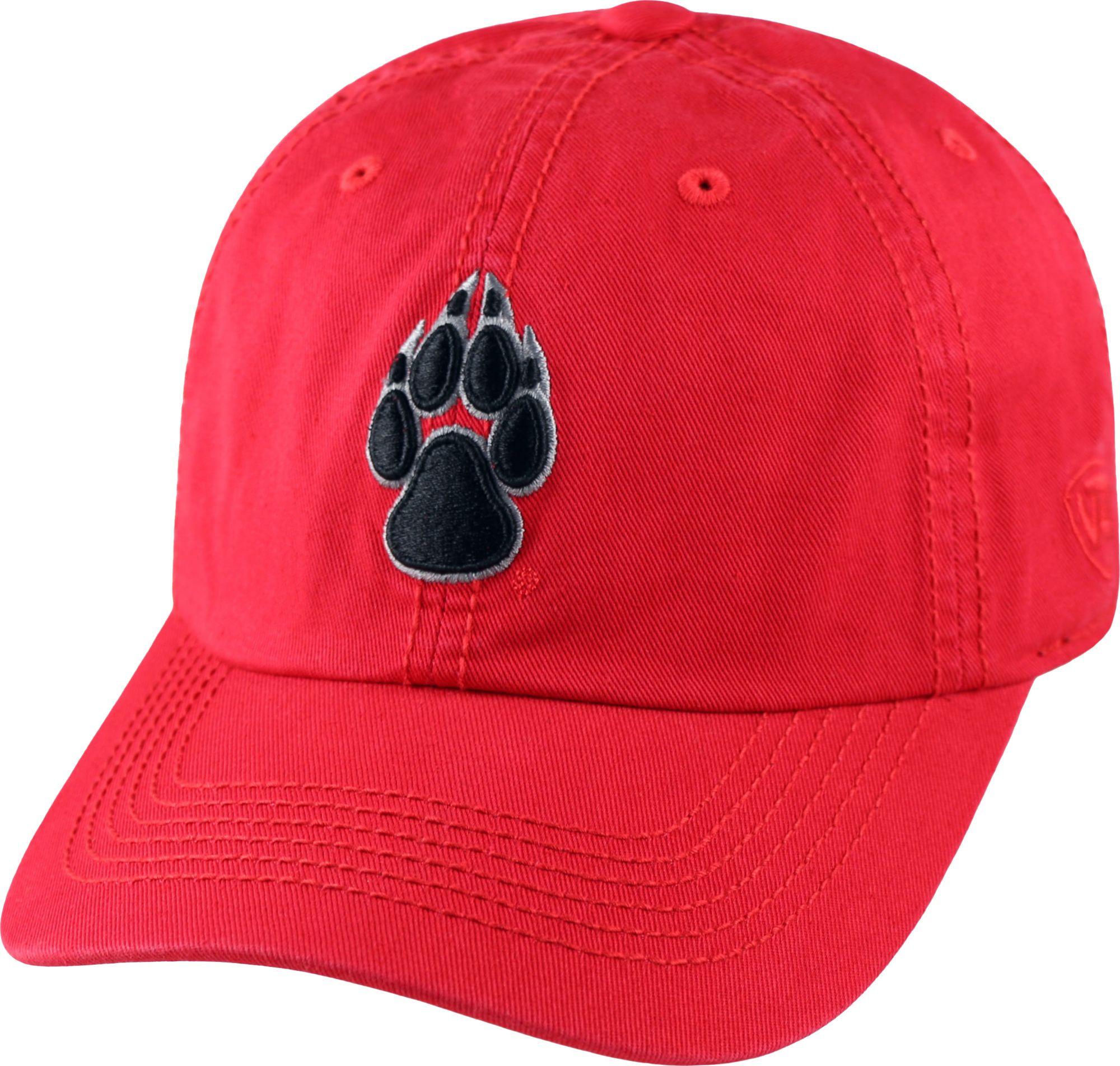 detailed look 6eeae 76774 discount top of the world mens new mexico lobos cherry crew adjustable hat  b14d8 122a5