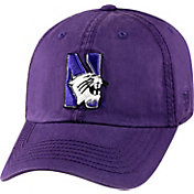 Top of the World Men's Northwestern Wildcats Purple Crew Adjustable Hat