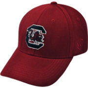Top of the World Men's South Carolina Gamecocks Garnet Premium Collection M-Fit Hat