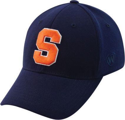 promo code f1fee e6b98 Top of the World Men s Syracuse Orange Blue Premium Collection M-Fit Hat.  noImageFound. Previous. 1