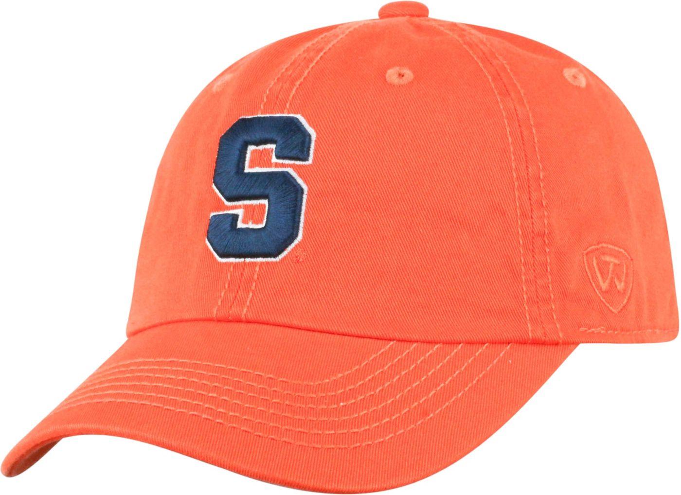 Top of the World Men's Syracuse Orange Crew Orange Adjustable Hat