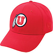Top of the World Men's Utah Utes Crimson Premium Collection M-Fit Hat