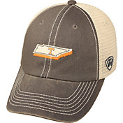 Top of the World Men's Tennessee Volunteers Tennessee Gray/White United Adjustable Snapback Hat