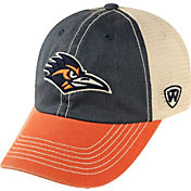 Top of the World Men's UT San Antonio Roadrunners Blue/White/Orange Off Road Adjustable Hat
