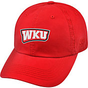 Top of the World Men's Western Kentucky Hilltoppers Red Crew Adjustable Hat