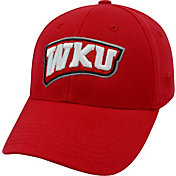 Top of the World Men's Western Kentucky Hilltoppers Red Premium Collection M-Fit Hat