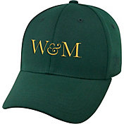Top of the World Men's William & Mary Tribe Green Premium Collection M-Fit Hat