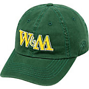 Top of the World Men's William & Mary Tribe Green Crew Adjustable Hat