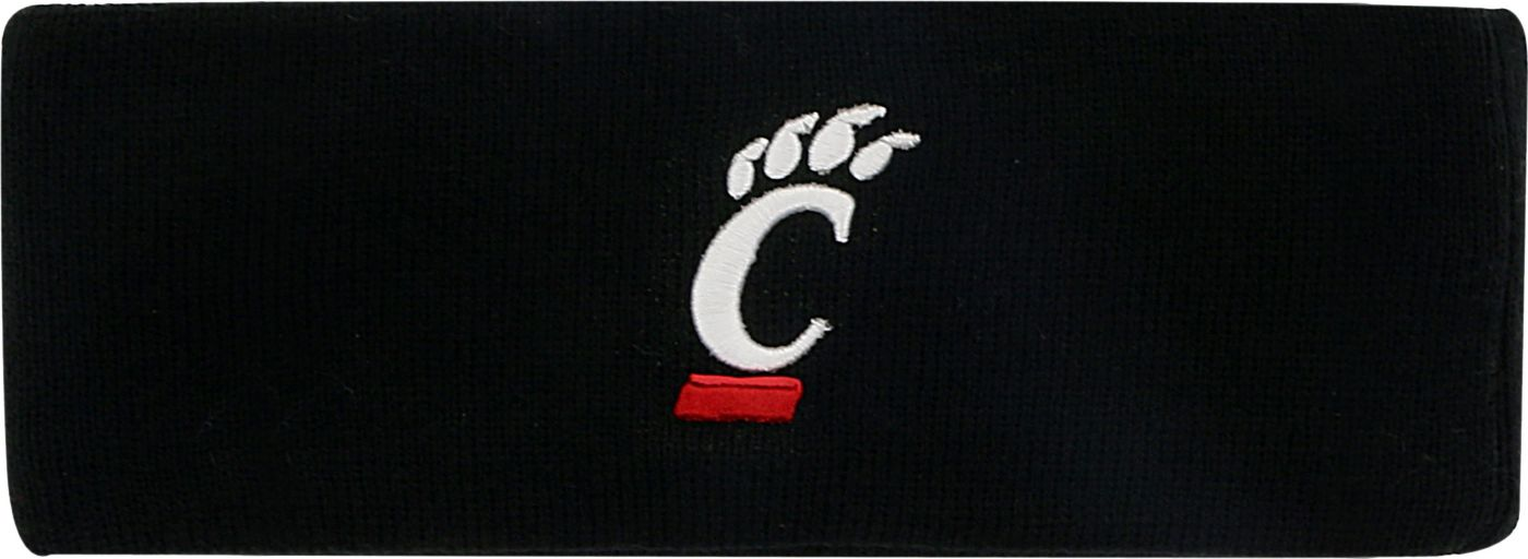 Top of the World Women's Cincinnati Bearcats Black Knit Headband