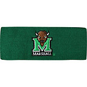 Top of the World Women's Marshall Thundering Herd Green Knit Headband