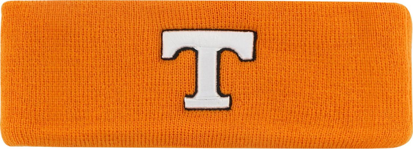 Top of the World Women's Tennessee Volunteers Tennessee Orange Knit Headband