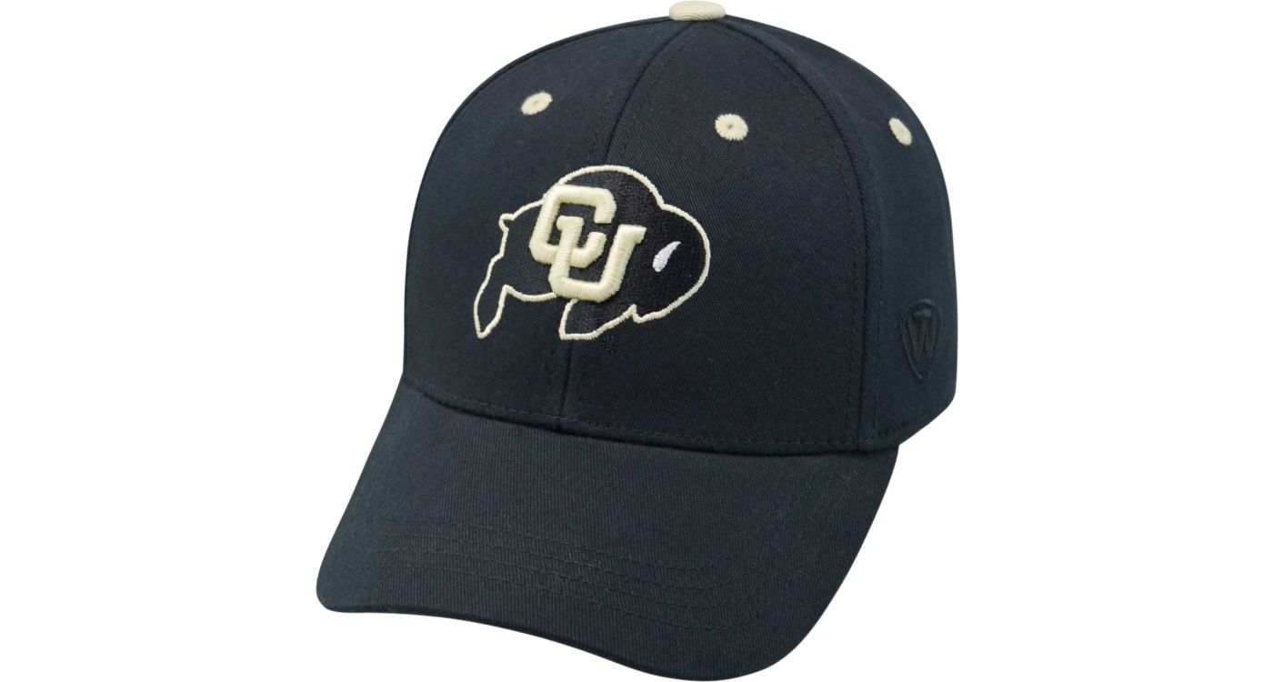 Top of the World Youth Colorado Buffaloes Rookie Black Hat