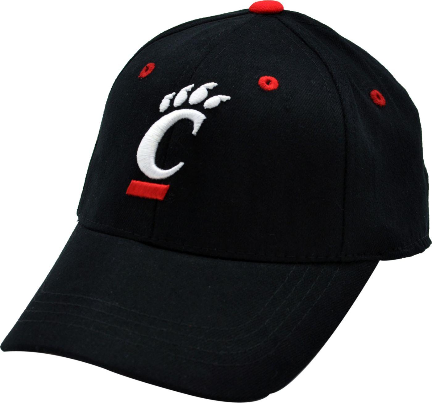 Top of the World Youth Cincinnati Bearcats Rookie Black Hat