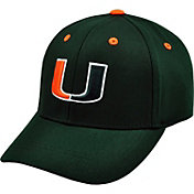 Top of the World Youth Miami Hurricanes Green Rookie Hat