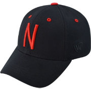 Top of the World Youth Nebraska Cornhuskers Rookie Black Hat