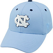Top of the World Youth North Carolina Tar Heels Carolina Blue Rookie Hat