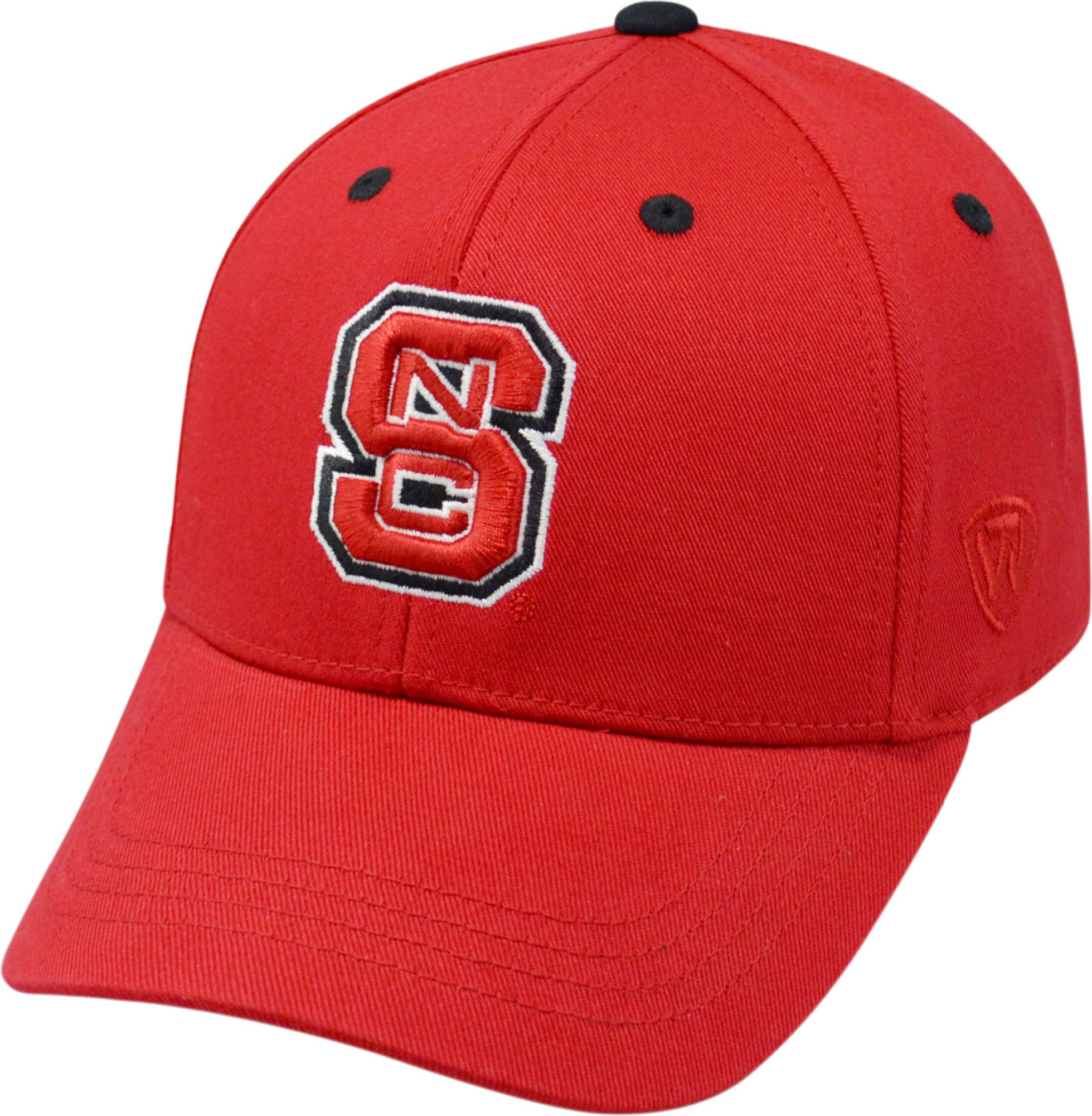 the best attitude 5b9bb 034db ... block s adjustable hat red and white shop d6d49 830ed  order top of the  world youth nc state wolfpack red rookie hat 3e003 e8531